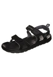 Columbia Watershot Walking Sandals Schwarz Black