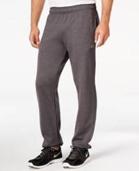 Champion Men's Powerblend Fleece Relaxed Pants Granite Heather