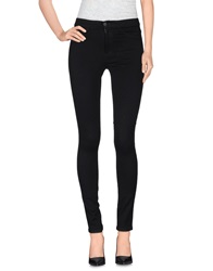 Minimum Casual Pants Black