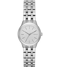 Dkny Ny2490 Park Slope Stainless Steel Watch Silver