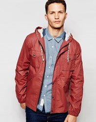Native Youth Festival Jacket Red