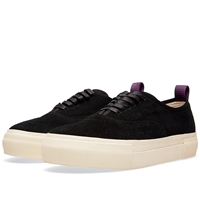 Eytys Mother Suede Sneaker Black