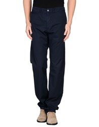 Gianfranco Ferre Gf Ferre' Trousers Casual Trousers Men Dark Blue