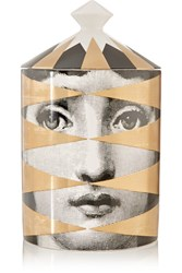 Fornasetti Losanghe Scented Candle Gold