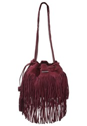 Pepe Jeans Clela Handbag Dark Red