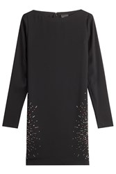 Just Cavalli Dress With Multicolor Embellishment Gr. It 38