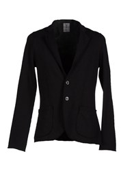 Tanomu Ask Me Suits And Jackets Blazers Men Black
