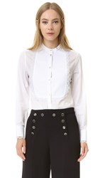 Temperley London Nicolette Shirt White
