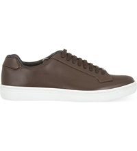 Church's Mirfield Leather Trainers Brown