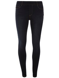 Dorothy Perkins Short Eden Jeggings Blue