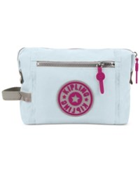 Kipling Leslie Cosmetic Bag Arctic Ice
