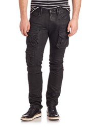 Polo Ralph Lauren Courier Cargo Pants Pave Black