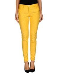Bleulab Denim Pants Yellow