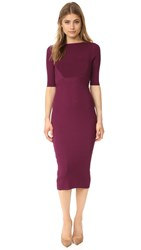 Rebecca Minkoff Joanna Dress Plum