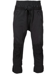 Haider Ackermann Panelled Track Pants Grey