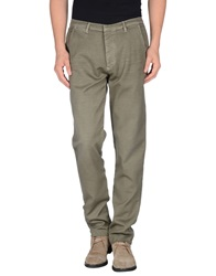 Ermanno Scervino Casual Pants Military Green