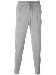 Polo Ralph Lauren Tapered Track Pants Grey
