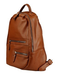 Doucal's Backpacks And Fanny Packs Dark Brown