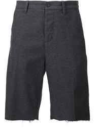 Outerknown Frayed Edge Shorts Grey