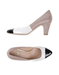 Janet And Janet Footwear Courts Women White