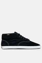 Vans Houston Fleece Lined Women's Shoe Black