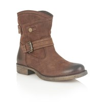 Lotus Lilian Ankle Boots Brown