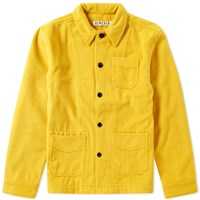 Kinfolk Monroe Chore Coat Yellow