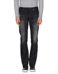 Christian Dior Dior Homme Denim Denim Trousers Men Black