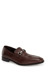 Calibrate 'Troy' Bit Loafer Men Brown