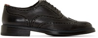 Paul Smith Black Wingtip Knight Brogues
