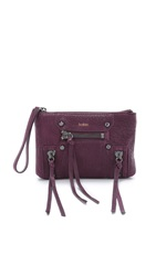 Botkier Logan Wristlet Purple
