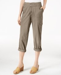 Styleandco. Style Co. Cargo Convertible Pants Only At Macy's Summer Straw
