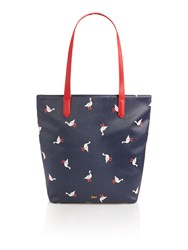 Dickins And Jones Ns Tote Bag Navy