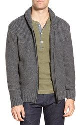 Men's Barbour 'Bancroft' Zip Front Sweater