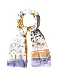 White Stuff Mix It Up Spot Scarf