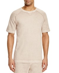 Ugg Roy Short Sleeve Crewneck Sweatshirt Fawn
