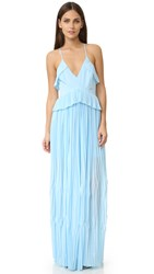 Keepsake Love Struck Dress Sky Blue