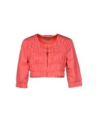 Toy G. Jackets Pastel Pink