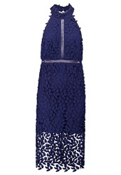 Bardot Summer Dress Blue