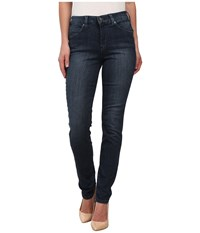 Miraclebody Jeans Skinny Sanded Jeans In Berkshire Blue Berkshire Blue Women's Jeans