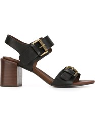 See By Chloa 'Romy' Sandals Black
