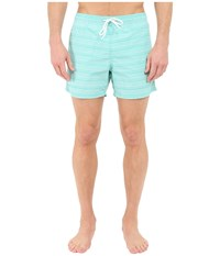 Lacoste Logo Swim Short Papeete White Men's Swimwear Blue