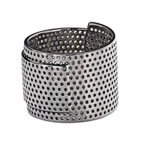Openjart Silver Band Aid Ring