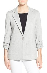 Women's Bailey 44 'Jane' Ruched Sleeve Knit Blazer