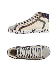 Springa Footwear High Tops And Trainers Women Beige