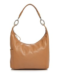 Longchamp Le Foulonne Small Hobo Natural