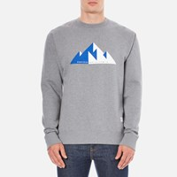 Penfield Men's Geo Sweatshirt Grey