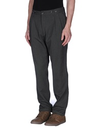 Barena Casual Pants Steel Grey