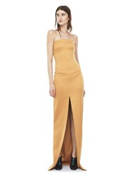 Solace London Medine Maxi Tan Orange