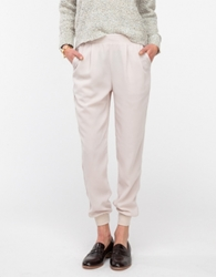 Outsider Pants In Beige